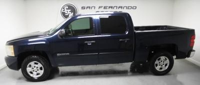"""2007 Chevrolet Silverado 1500 2WD Crew Cab 143.5"""" LS"""