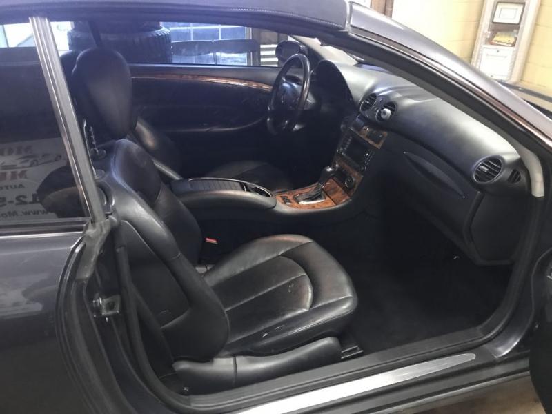 Mercedes-Benz CLK-Class 2008 price $7,499