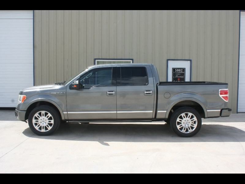 Ford F-150 PLATINUM 2010 price $13,980