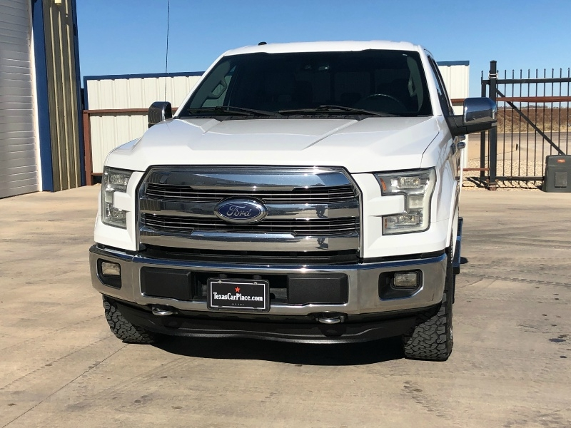 Ford F-150 2015 price $17,980