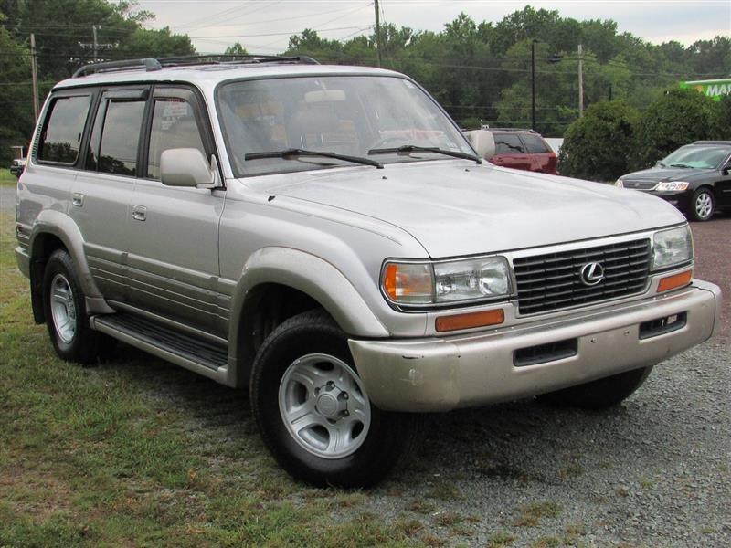 LEXUS LX 450 LUXURY WAGON 1997 price $7,994