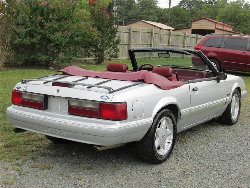 FORD MUSTANG 1993 price $9,994