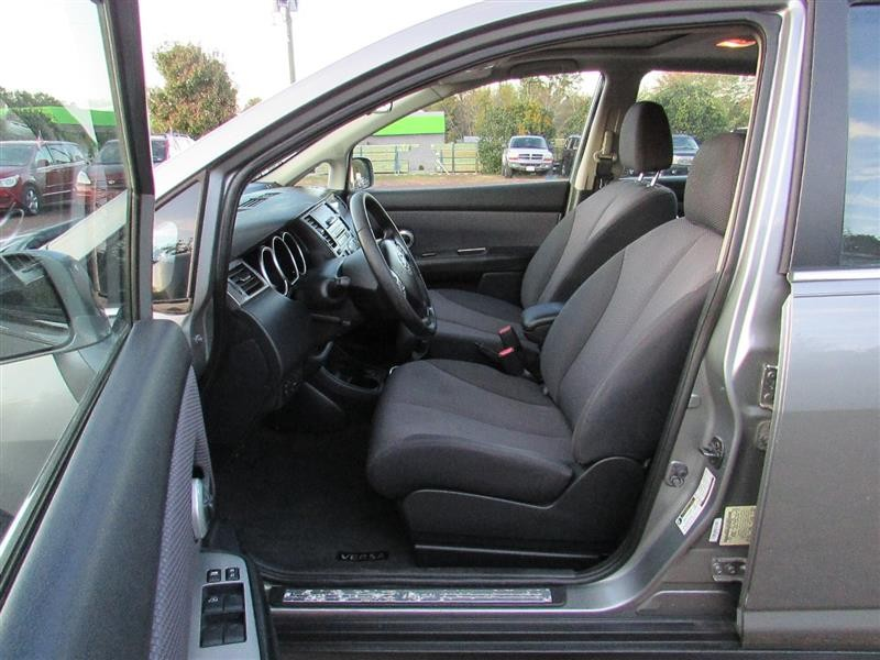 NISSAN VERSA 2007 price $4,494