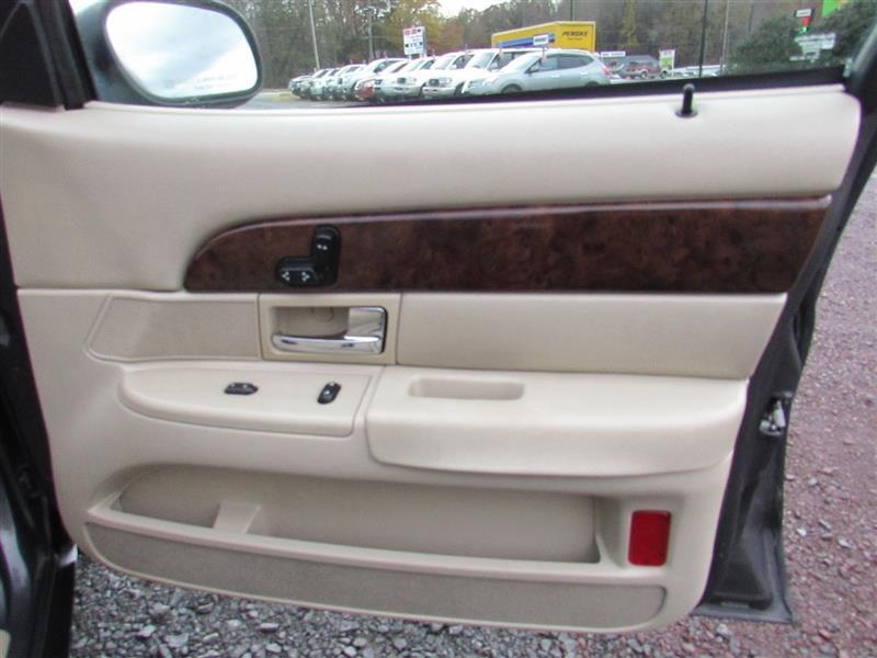 MERCURY GRAND MARQUIS 2007 price $5,994