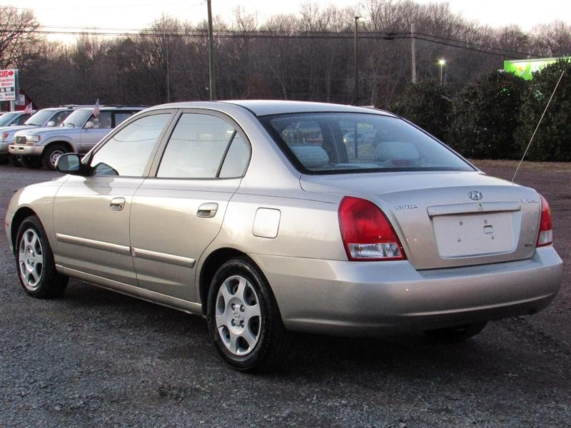 HYUNDAI ELANTRA 2003 price $3,994