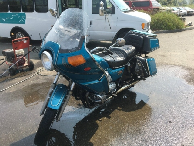1990 Honda CB900C