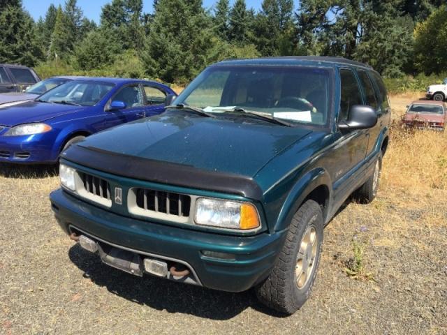 1997 Oldsmobile Bravada