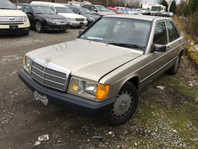 1985 Mercedes-Benz 190 Series