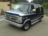 Chevrolet Conversion Van 1987
