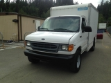 Ford Econoline Commercial Cutaway 2001