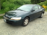 Honda Accord Cpe 1999