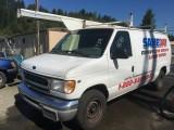 Ford Econoline Cargo Van 2001