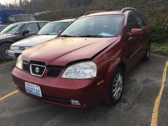 2005 Suzuki Forenza