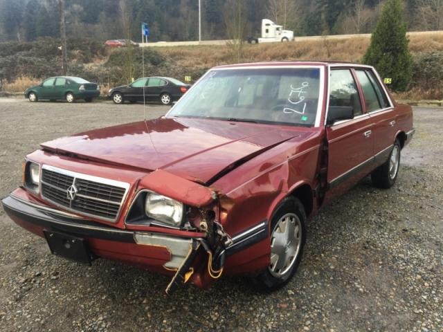 1988 Dodge Aries America