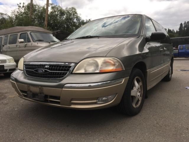2000 Ford Windstar Wagon