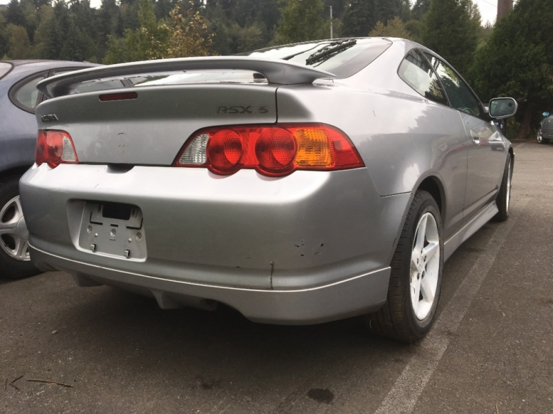 Acura RSX 2003 price Sunday Auction Sept 22nd@11am