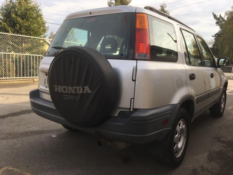 Honda CR-V 1999 price Sunday Auction DEC 1st@11am