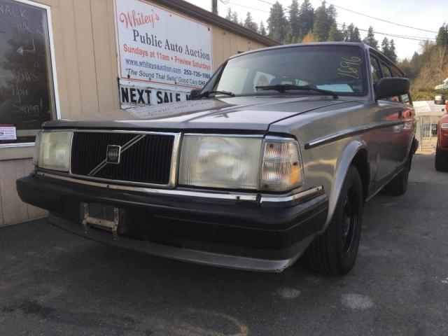 1991 Volvo 240