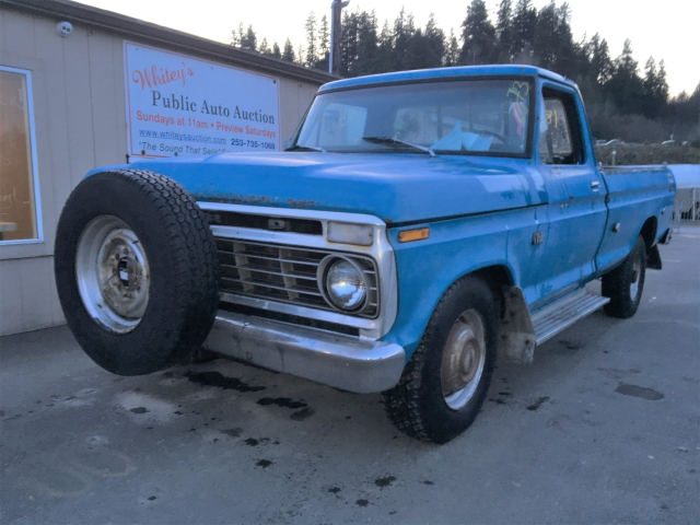 1973 Ford PICK UP