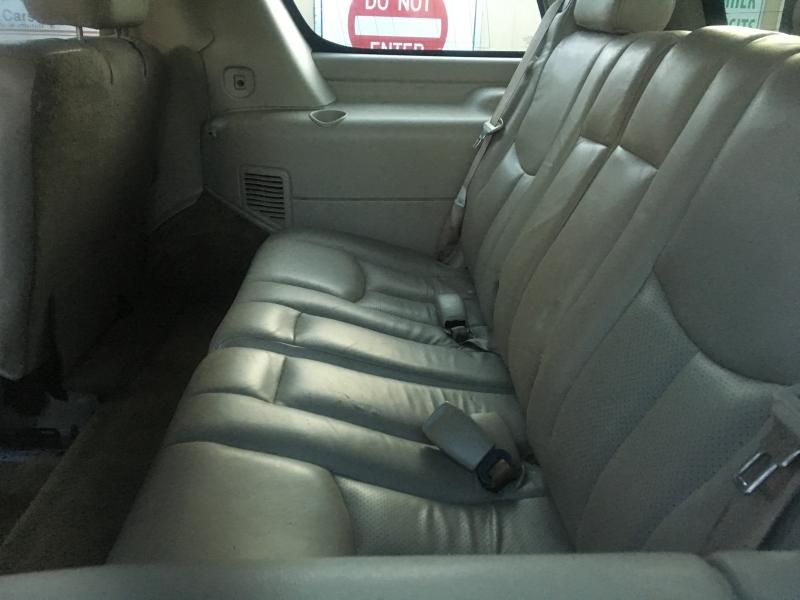 Cadillac Escalade 2003 price
