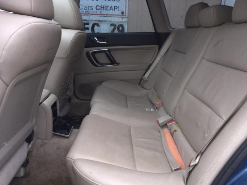 Subaru Outback (Natl) 2008 price