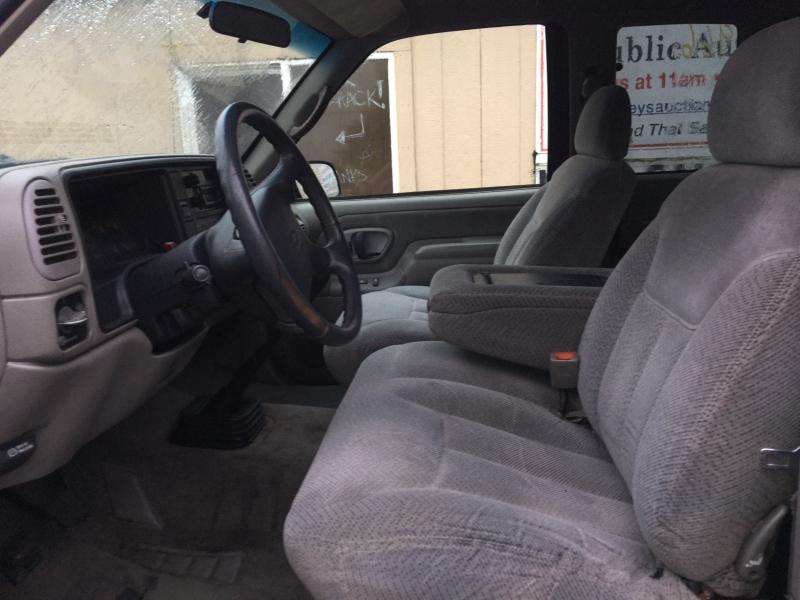 Chevrolet C/K 1500 1996 price Sunday Auction JAN 12th @11am