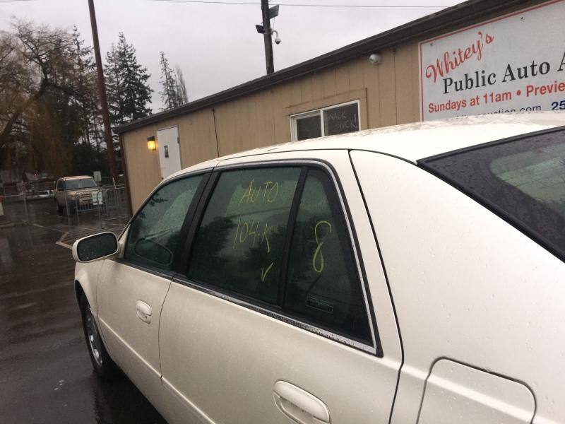 Cadillac DeVille 2001 price