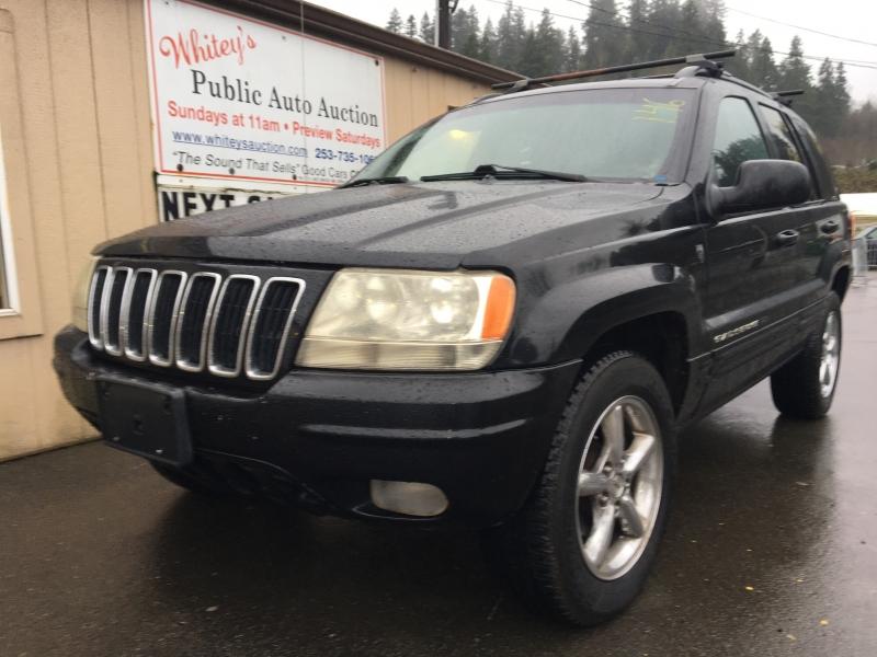 Jeep Grand Cherokee 2001 price Sunday Auction MAR 8th@11am