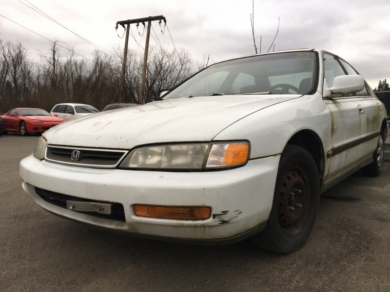 Honda Accord Sdn 1996 price Sunday Auction MAR 8th@11am
