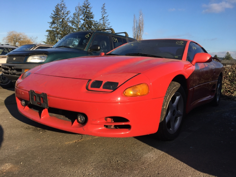 Mitsubishi 3000GT 1995 price Sunday Auction MAR 8th@11am