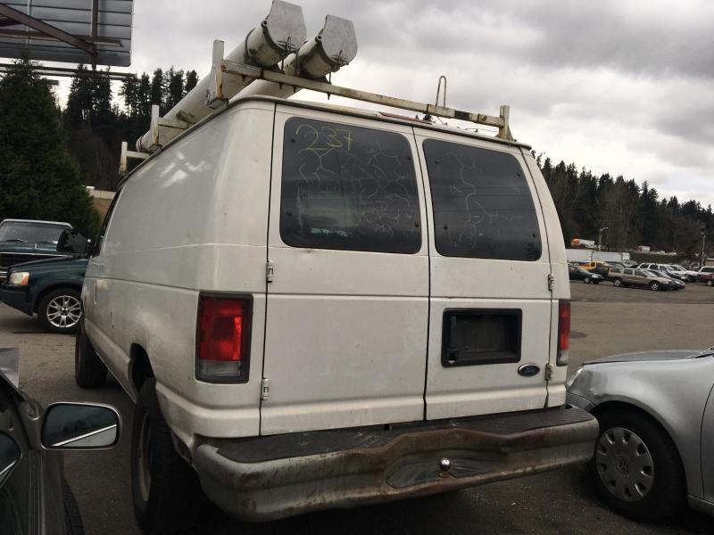 Ford Econoline Cargo Van 1999 price $350 Starting Bid