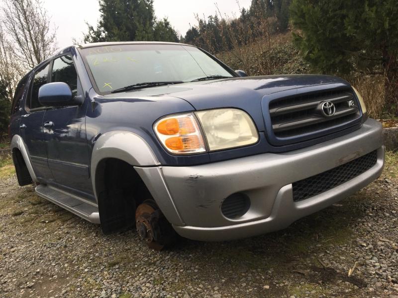 Toyota Sequoia 2001 price $600