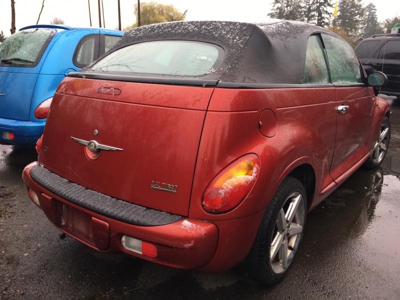 Chrysler PT Cruiser 2005 price $800 Starting Bid