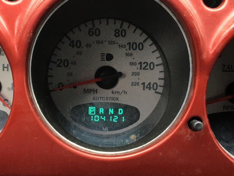 Chrysler PT Cruiser 2005 price $1000 Buy Now Bid