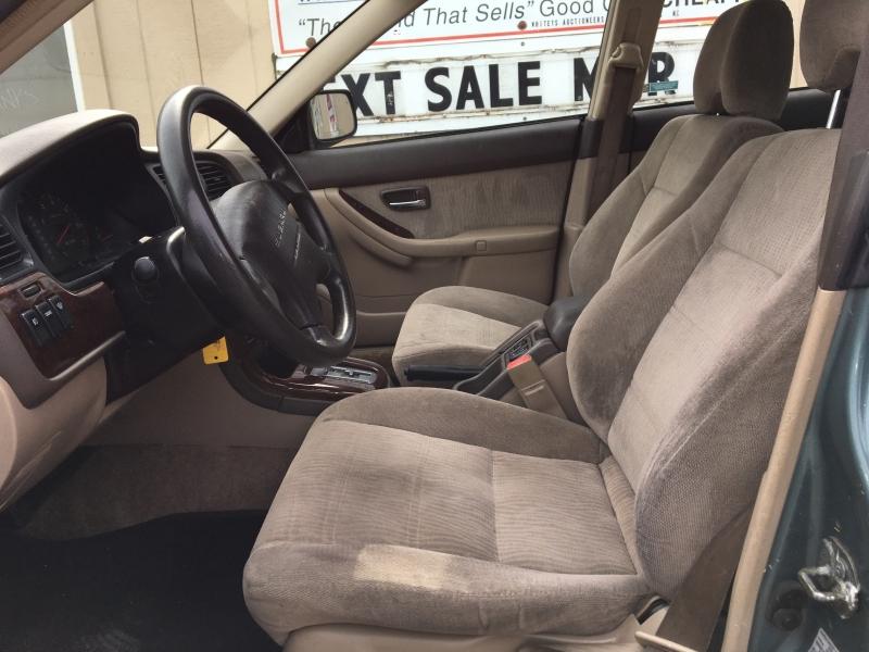 Subaru Legacy Wagon 2001 price $1,250