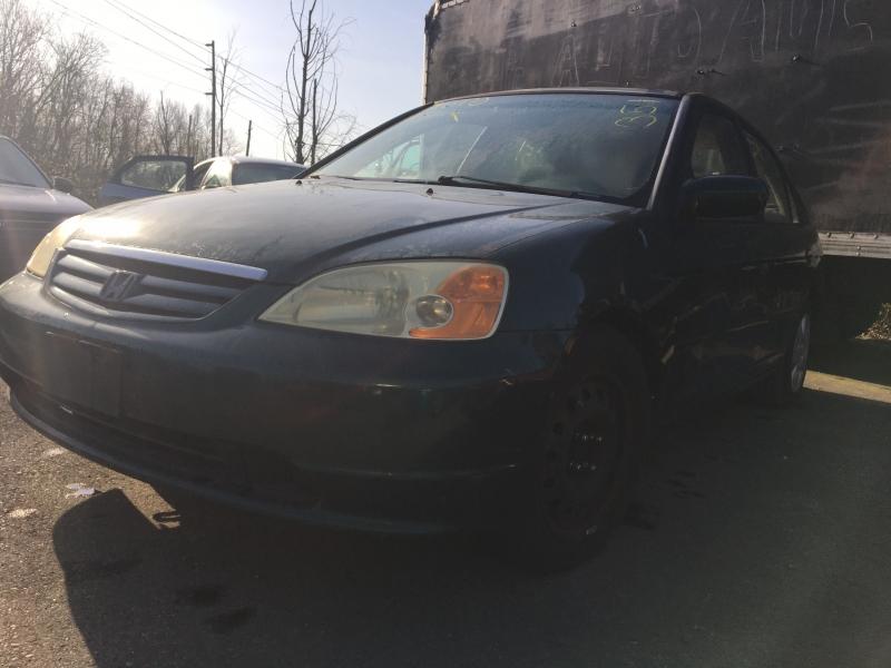 Honda Civic 2001 price $500
