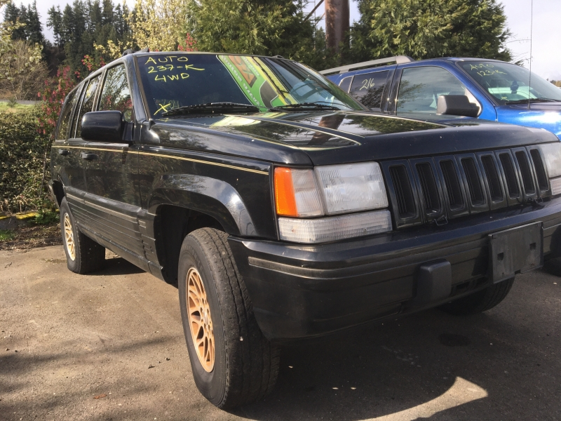 Jeep Grand Cherokee 1995 price $400 Starting Bid