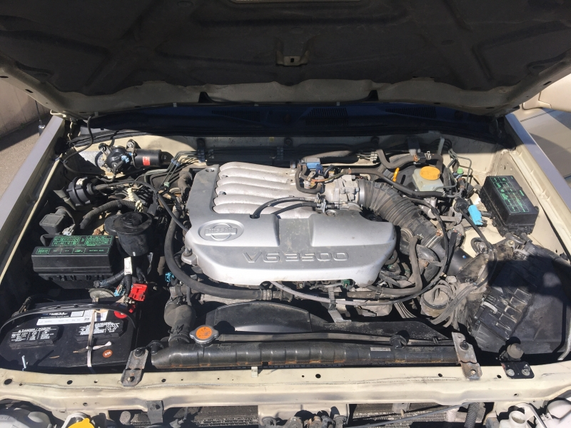 Nissan Pathfinder 2001 price $900 Starting Bid