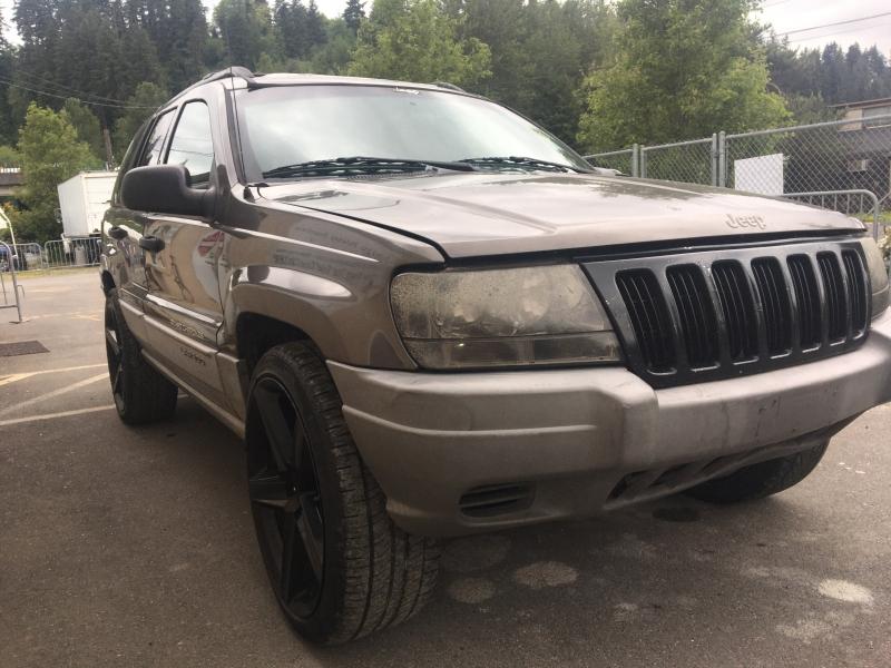 Jeep Grand Cherokee 1999 price $1000 Starting Bid
