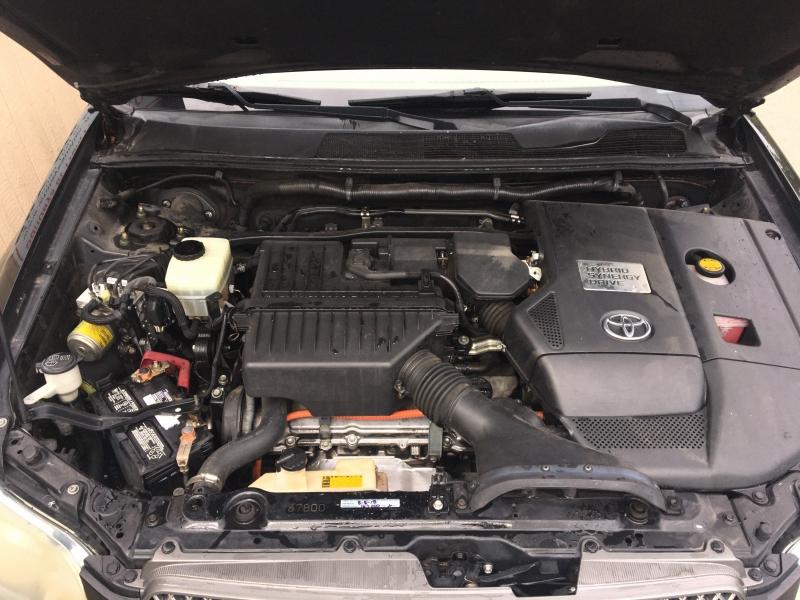 Toyota Highlander Hybrid 2006 price $2900 STARTING BID