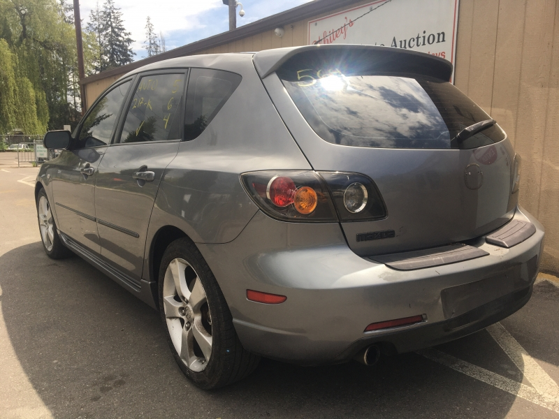 Mazda Mazda3 2004 price $1200 Starting Bid
