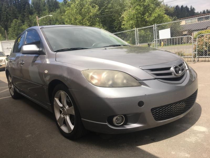 Mazda Mazda3 2004 price $1200 Starting Bid