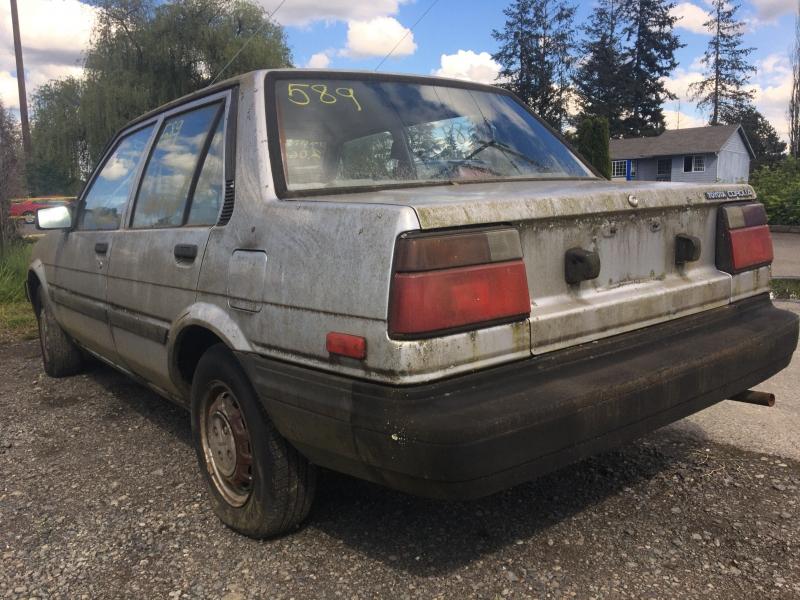 Toyota Corolla 1986 price $350 Starting Bid
