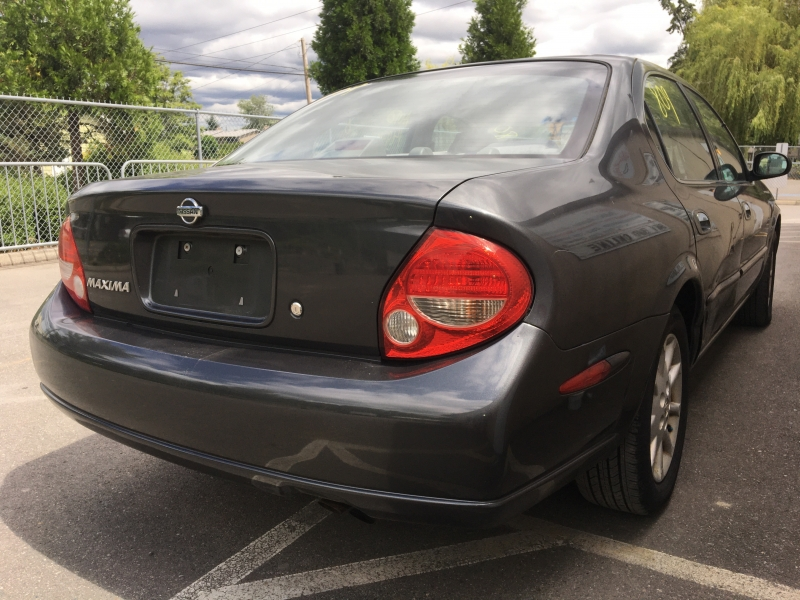 Nissan Maxima 2001 price $1500 Selling Price