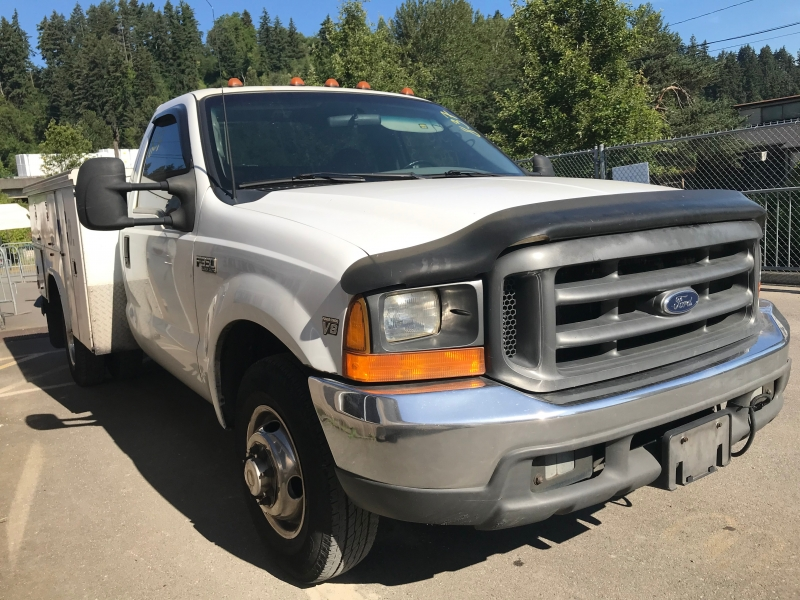 Ford Super Duty F-350 DRW 1999 price $4600 Selling Price