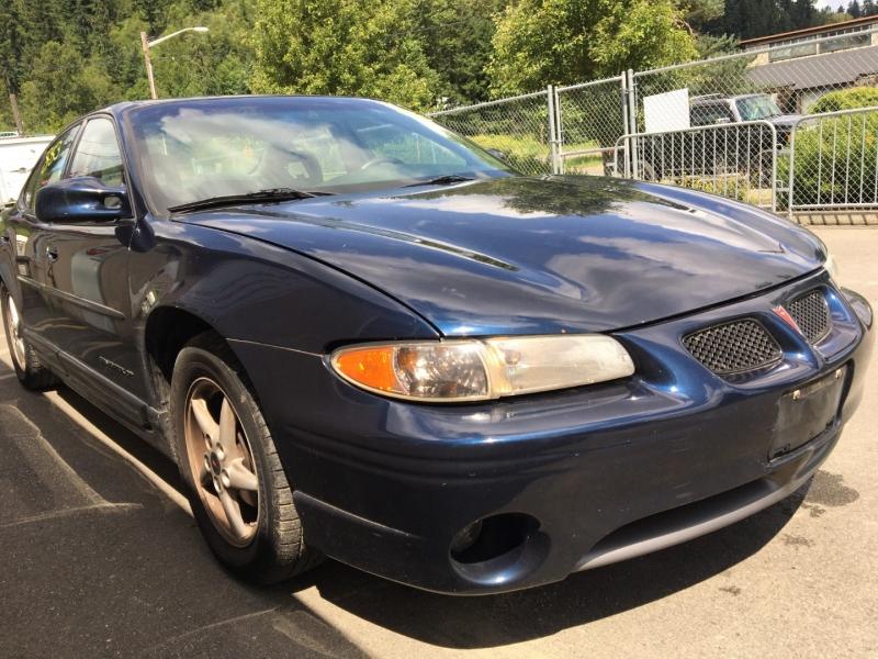 Pontiac Grand Prix 2002 price $2500 Selling Price