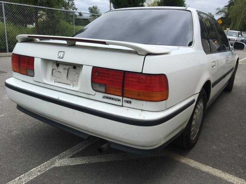 Honda Accord 1992 price $1050 Selling Price