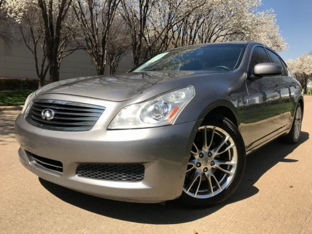 2007 Infiniti G35 Spoyler One Owner