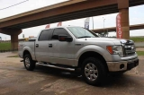 Ford F-150 4X4 Supercrew 2013
