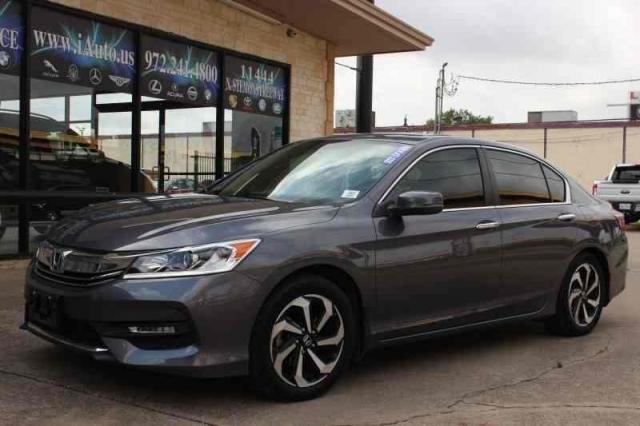 2016 Honda Accord EX Standard Trans